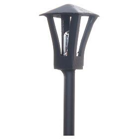 Lampione a terra per presepe 12 cm s2