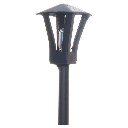 Street lamp for 12cm nativities 2