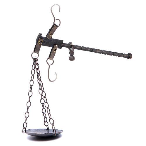 Balanza belén metal diam 4 cm 1