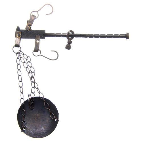 Balanza belén metal diam 4 cm 2