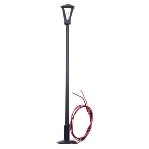 Street lamp for 15cm nativities 1