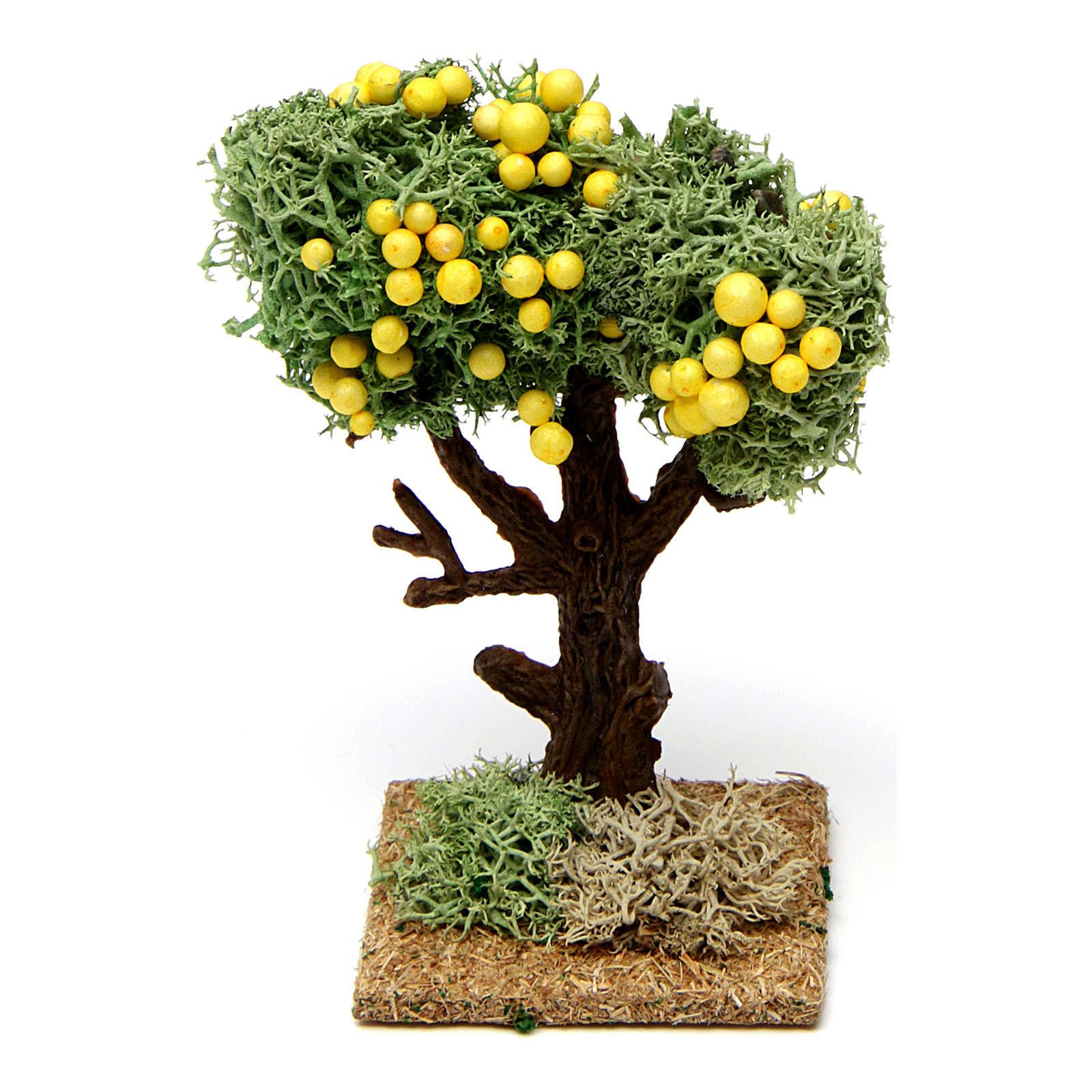 Fruit tree for nativity scene, assorted models 4