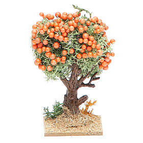 Fruit tree for nativity scene, assorted models s2