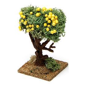 Fruit tree for nativity scene, assorted models s4
