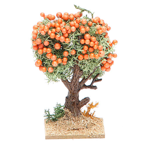 Fruit tree for nativity scene, assorted models 2