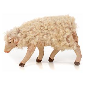 Kit 3 ovejas con lana 14 cm. belén Napolitano s3