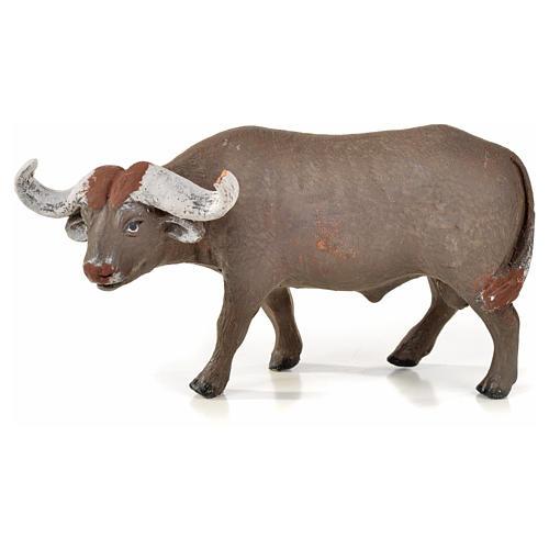 Cavallo asino bufalo 10 cm presepe napoletano 4