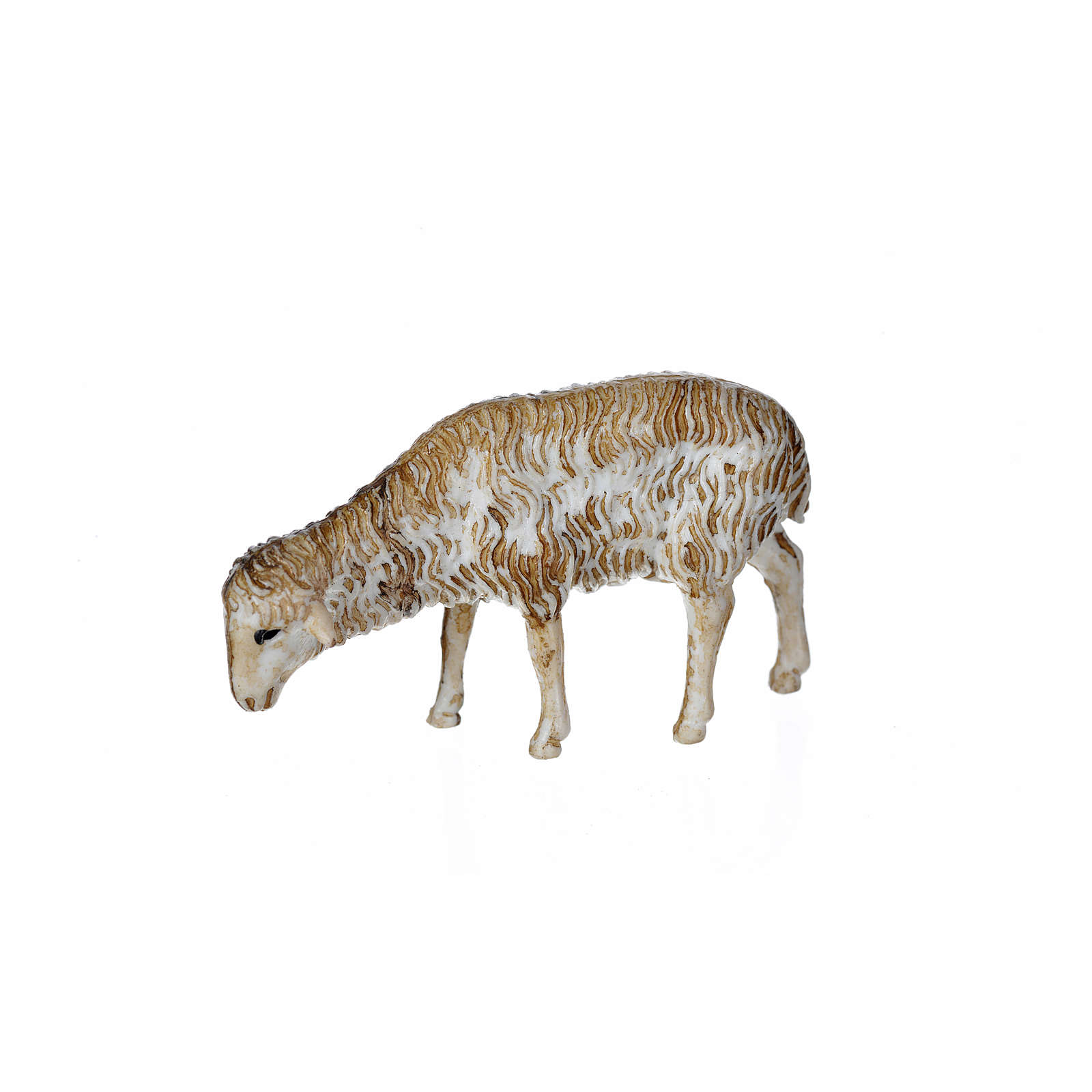 Pecora che bruca 8-10-12 cm 3