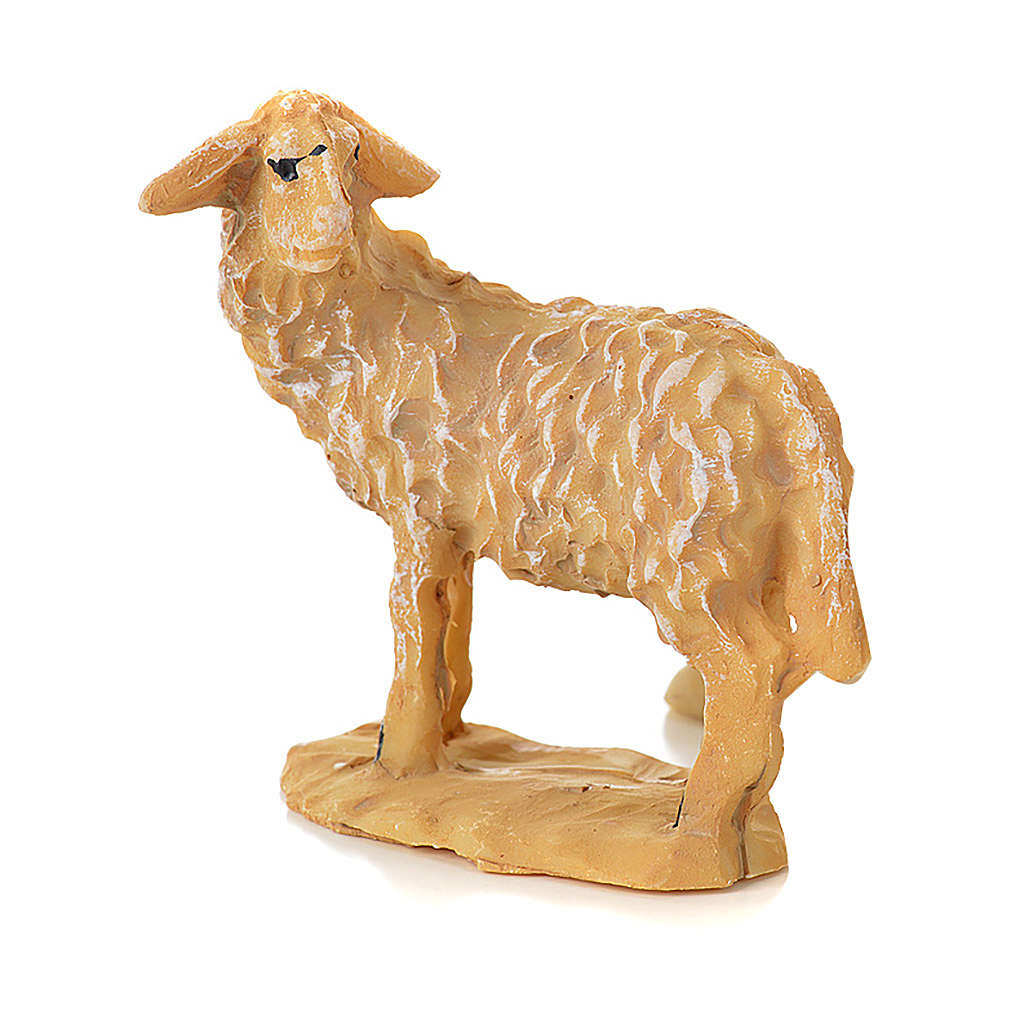 Nativity figurine, sheep 10 - 15 cm 3