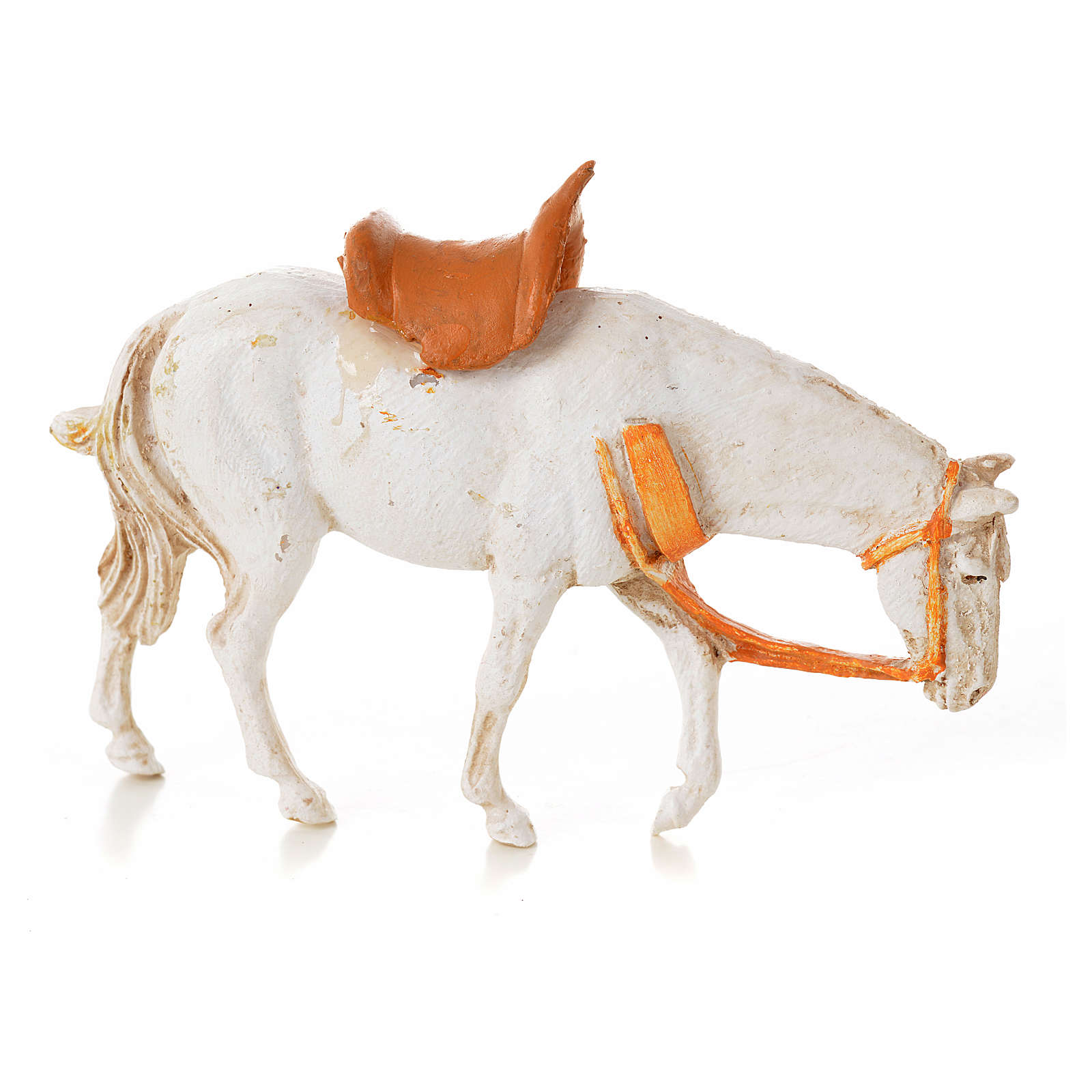 Nativity figurine, horse 6 cm 3