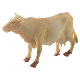 Cow in resin 10cm s4
