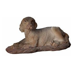 Perro en resina de 3.5 cm. de altura s1