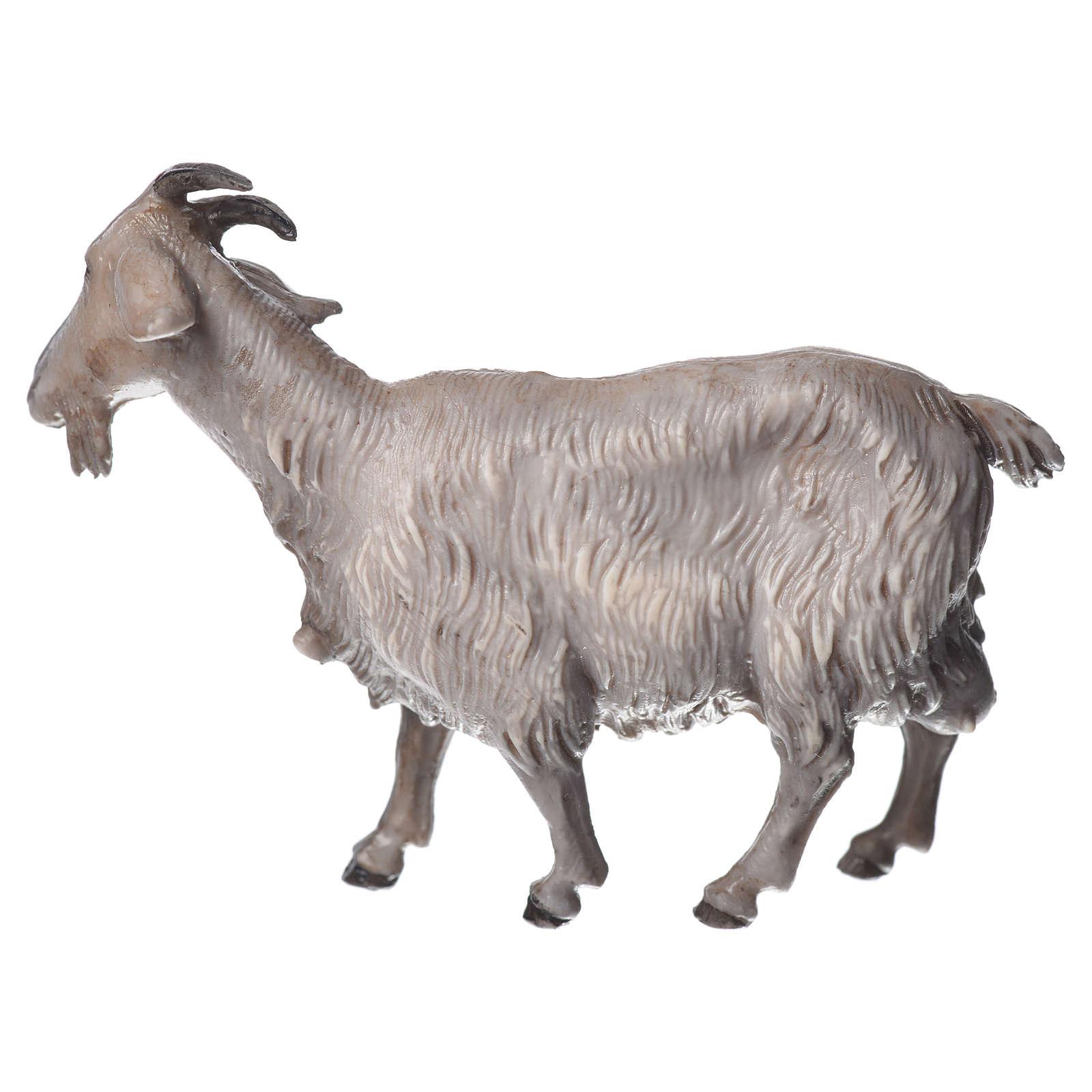 Chèvres crèche Moranduzzo 10cm, 3 pcs 4