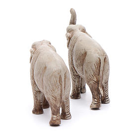 Elefanti 2 pz assortiti 3,5 cm Moranduzzo s4