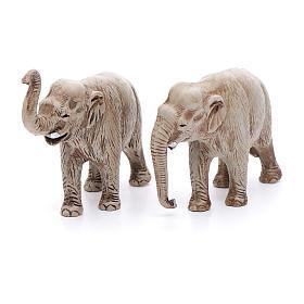 Nativity Scene elephants by Moranduzzo 3.5cm, 2 pieces s2