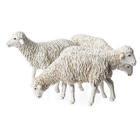 Moutons 4 pcs 12 cm Moranduzzo s2