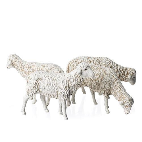Moutons 4 pcs 12 cm Moranduzzo 1