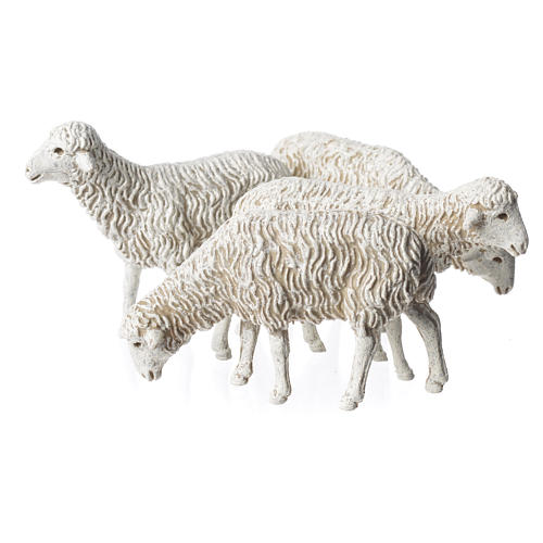 Pecore 4 sog. 12 cm Moranduzzo 2