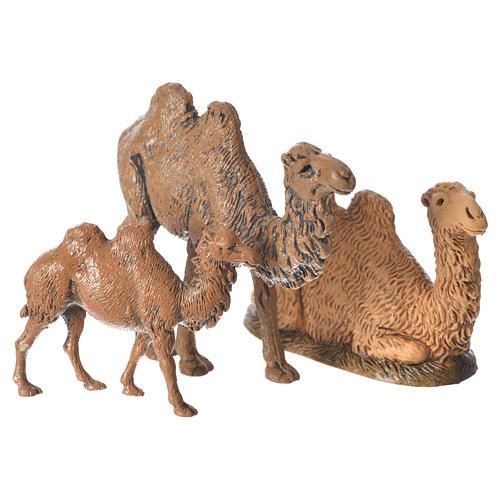 Wielbłądy szopka 3.5-6 cm Moranduzzo 2