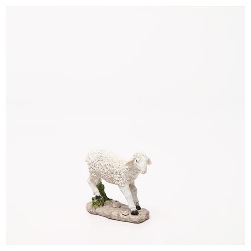Sheep nativity figurine 18cm, assorted models 4