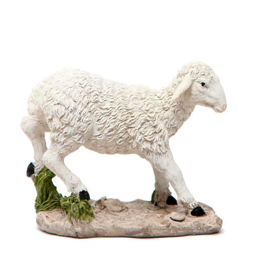Sheep nativity figurine 18cm, assorted models 1