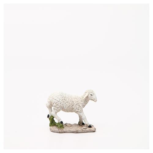 Mouton pour crèche 18cm 3
