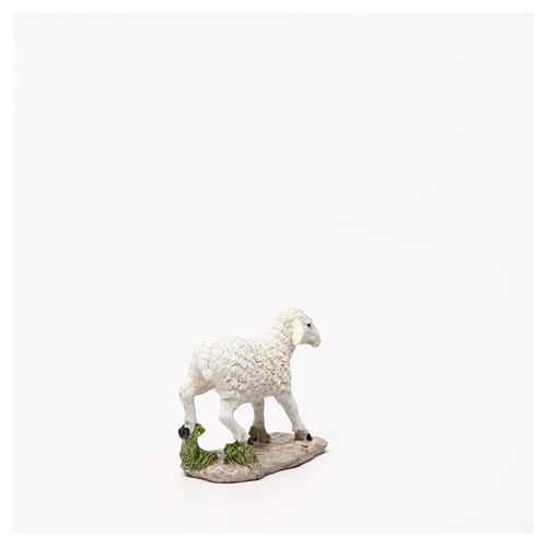 Mouton pour crèche 18cm 6