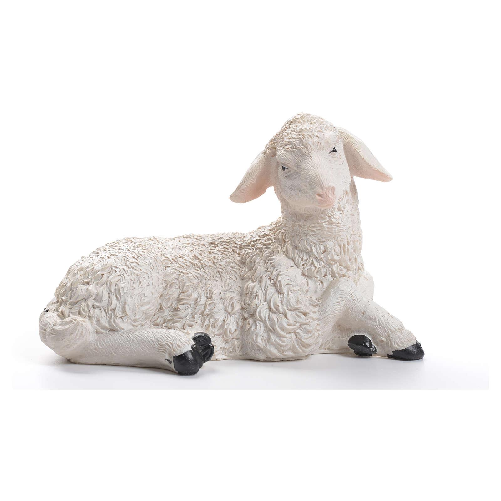 Owca żywica szopka 30/40 cm 3