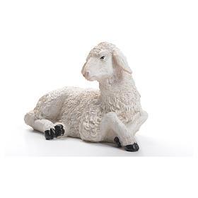 Owca żywica szopka 30/40 cm s2