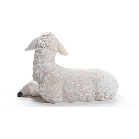 Owca żywica szopka 30/40 cm s3