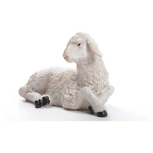 Owca żywica szopka 30/40 cm 2