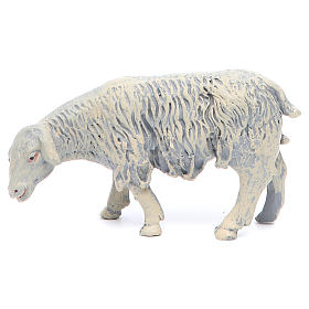 Pecore in resina per presepe da 25 cm 4 pezzi s2