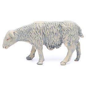 Pecore in resina per presepe da 25 cm 4 pezzi s3