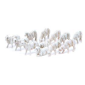 Pecorelle 6 cm Moranduzzo set 12 pezzi s2