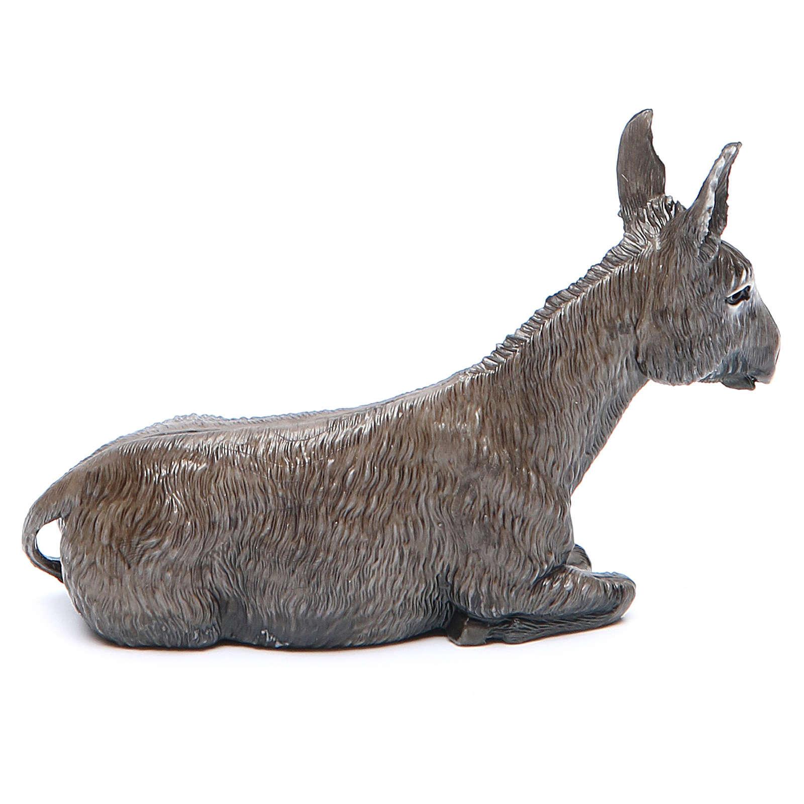 Donkey measuring 12cm by Moranduzzo nativity scene 4