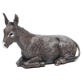 Donkey measuring 12cm by Moranduzzo nativity scene s1