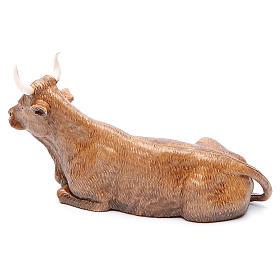 Ox measuring 12cm by Moranduzzo nativity scene s2