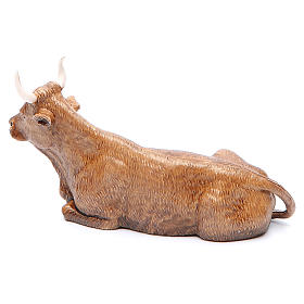Ox measuring 12cm by Moranduzzo nativity scene s2