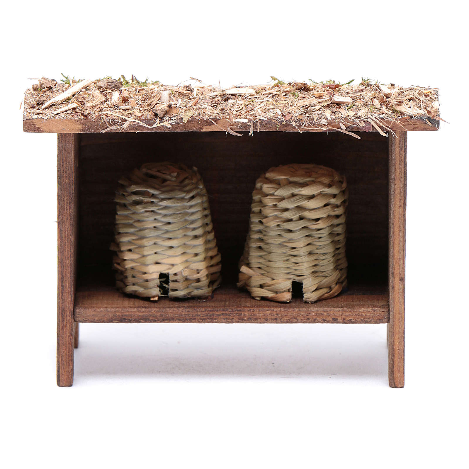 Wooden structure for beehive 3