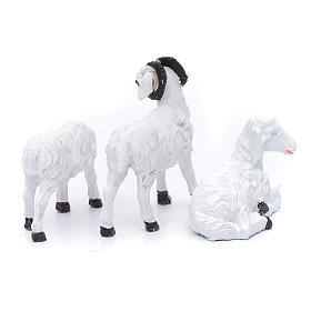 Sheep for 13 cm crib set of 3 pieces s2
