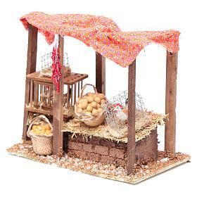 Crib henhouse 15x20x10 cm s2