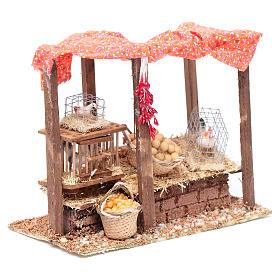 Crib henhouse 15x20x10 cm s3
