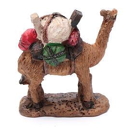 Camello resina para belén 6 cm s2