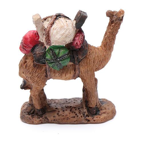 Camello resina para belén 6 cm 2