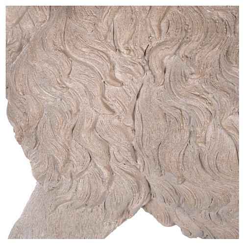 Pecora resina presepe 100-150 cm 5