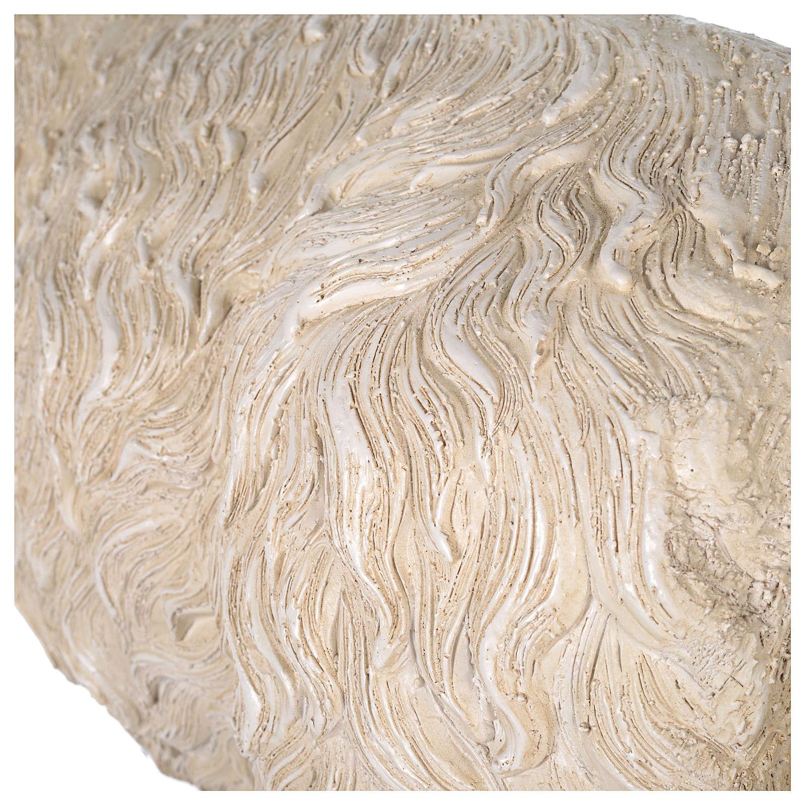 Oveja resina belén 140-160 cm 3