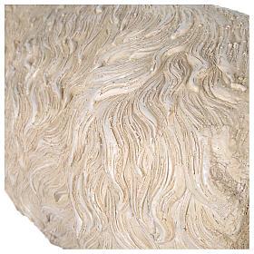 Pecorella resina presepe 140-160 cm s6