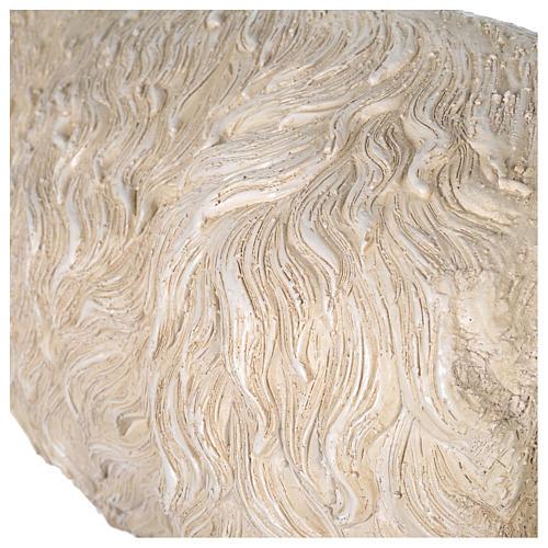 Pecorella resina presepe 140-160 cm 6