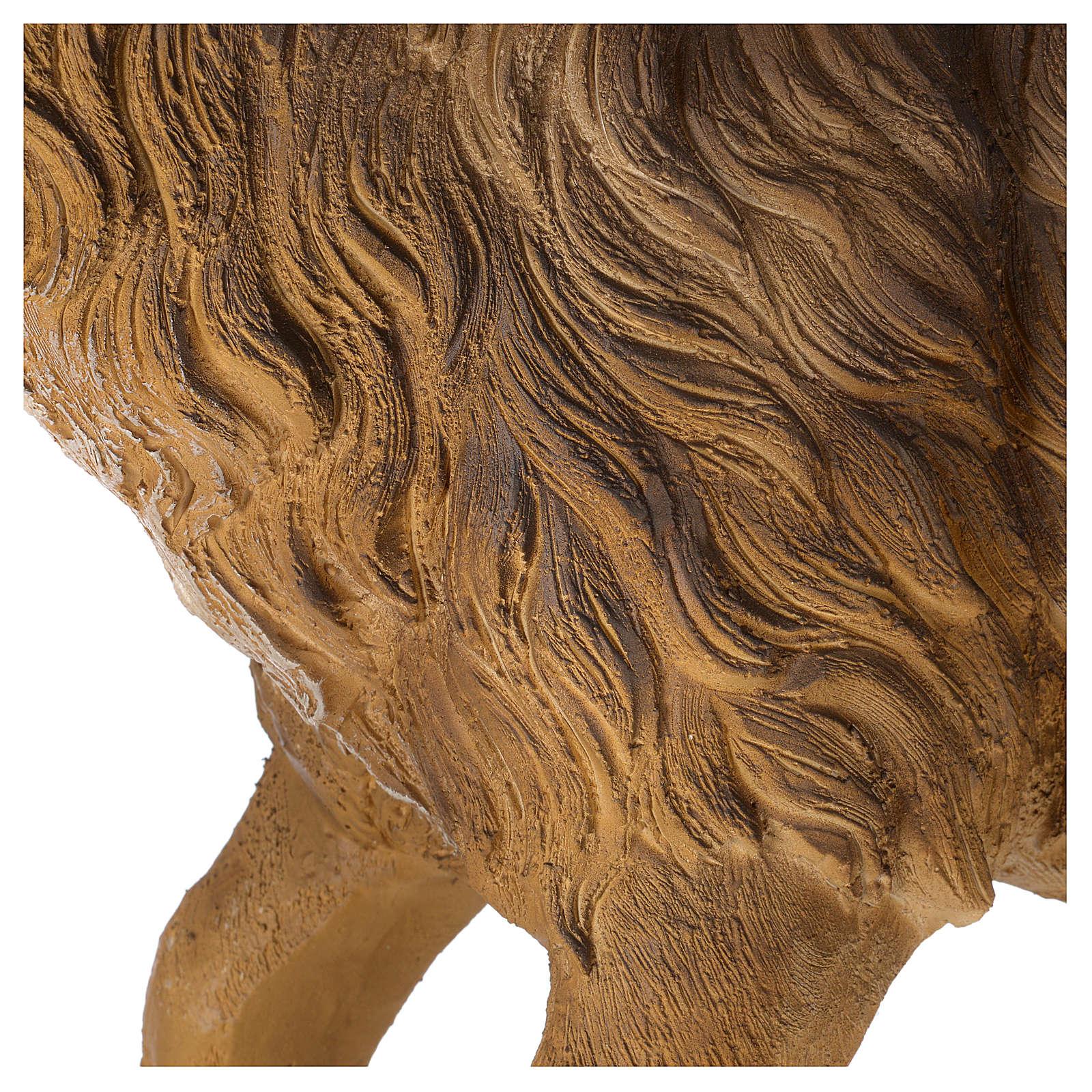 Capra resina presepe 120-160 cm 3