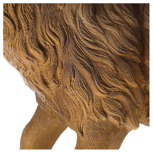 Capra resina presepe 120-160 cm 5